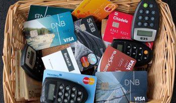 Mokėjimų korteles