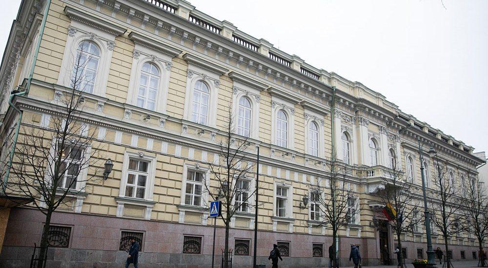 lietuvos centrinis bankas