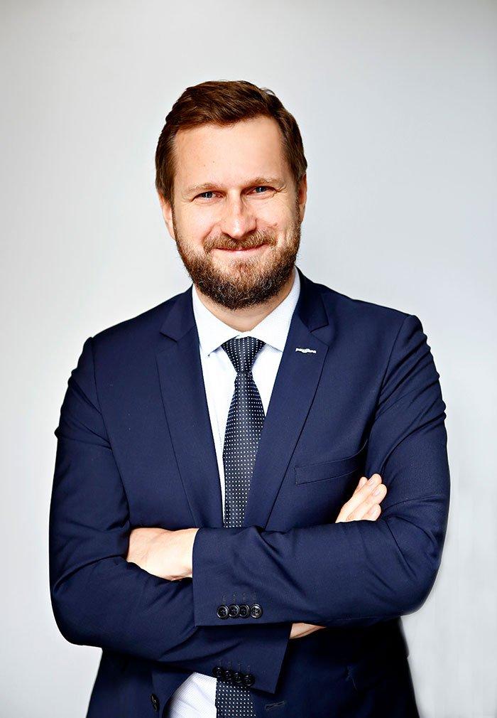 """""""Paysera LT"""" generalinis direktorius Vytenis Morkūnas"""