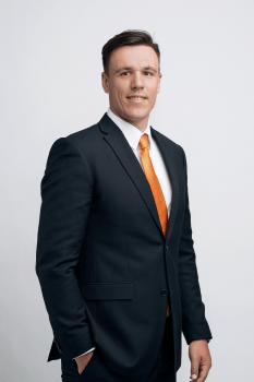 "Martynas Giga, elektros energijos tiekimo bendrovės ""Elektrum Lietuva"" direktorius"