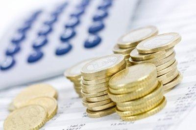 finansinių problemų