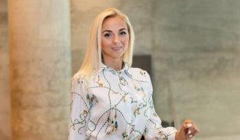 """Aistė Paliukaitė, UAB """"Luminor investicijų valdymas"""" pensijų produkto vadovė"""
